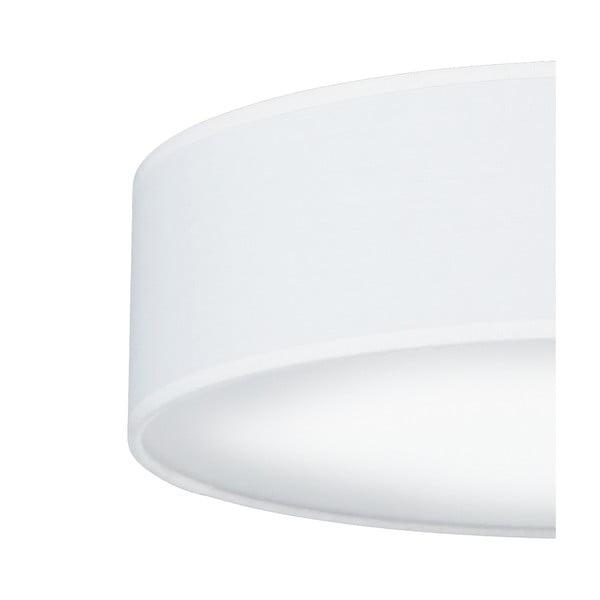 Biała lampa sufitowa Sotto Luce MIKA,Ø40cm
