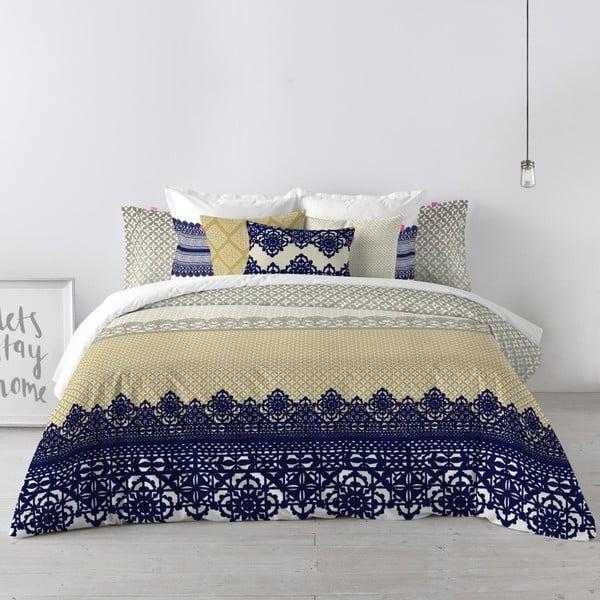 Poszwa na kołdrę z czystej bawełny Happy Friday Embroidery,140x200cm