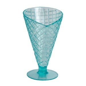 Pucharek Sundae Cone Aqua