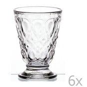 Zestaw 6 szklanek Lyonnais, 200 ml