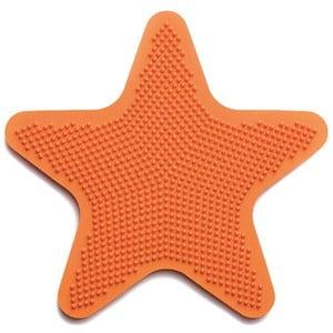Zestaw 6 mat dekoracyjnych do łazienki Star Papaya