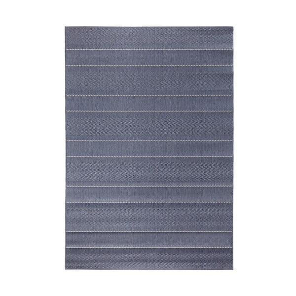 Dywan nadający się na zewnątrz Sunshine 160x230 cm, niebieski