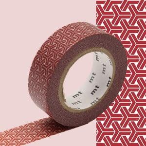 Taśma dekoracyjna washi MT Masking Tape Ninon, dł.10m