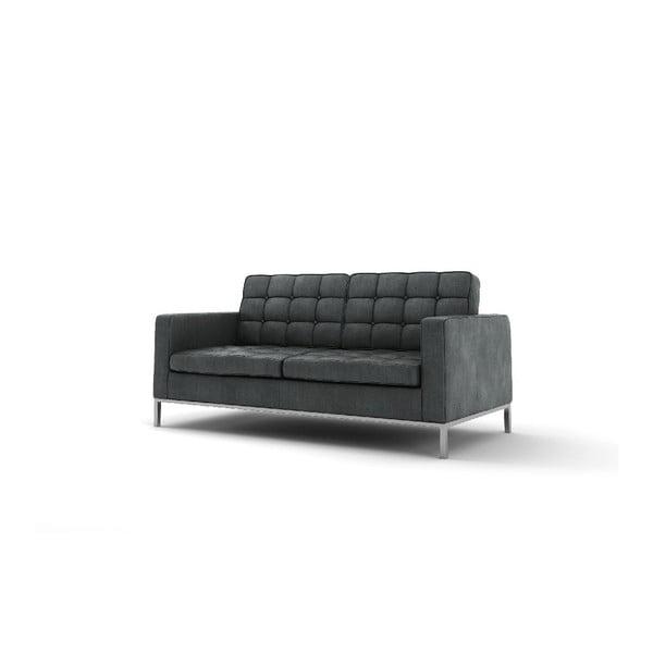 Dwuosobowa sofa Eagle, szara