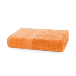 Oranžový ručník DecoKing Marina, 50 x 100 cm
