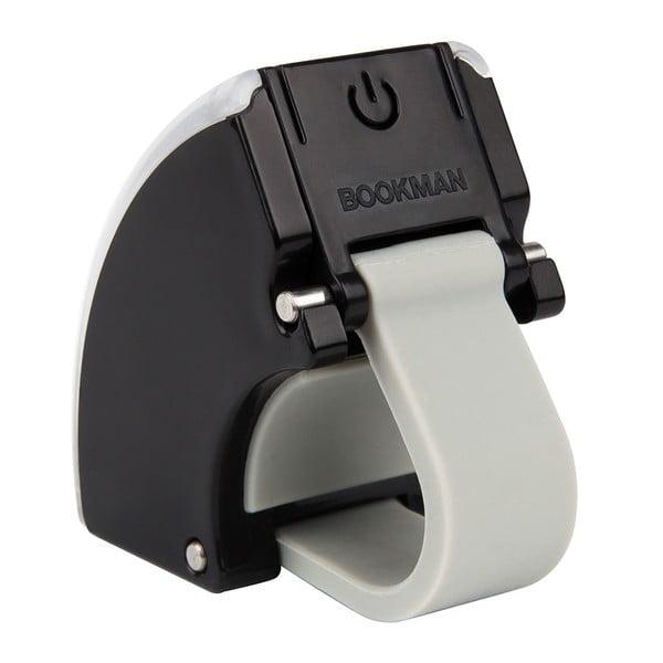 Czarne świało przednie USB Bookman