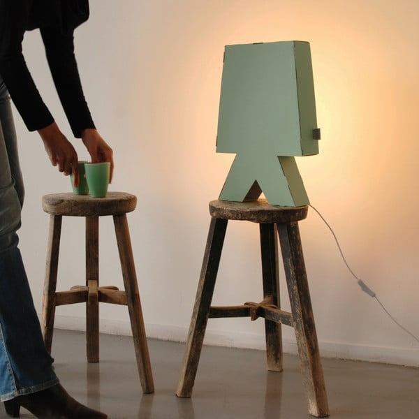 Kartonowa lampa Alkmaar