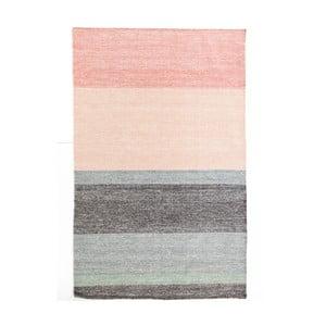 Dywan ręcznie tkany Linie Design Pulvis,80x250cm