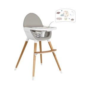 Diecięce krzesełko do karmienia Tanuki NUUK Oso Globo