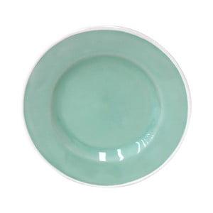 Jasnozielony ceramiczny talerzyk Costa Nova Astoria, ⌀ 15 cm