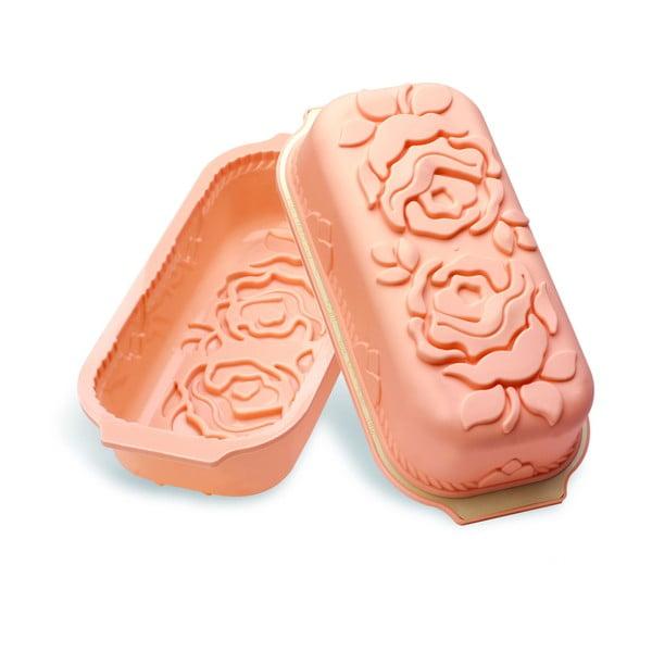 Forma do babki Plumcake Rose
