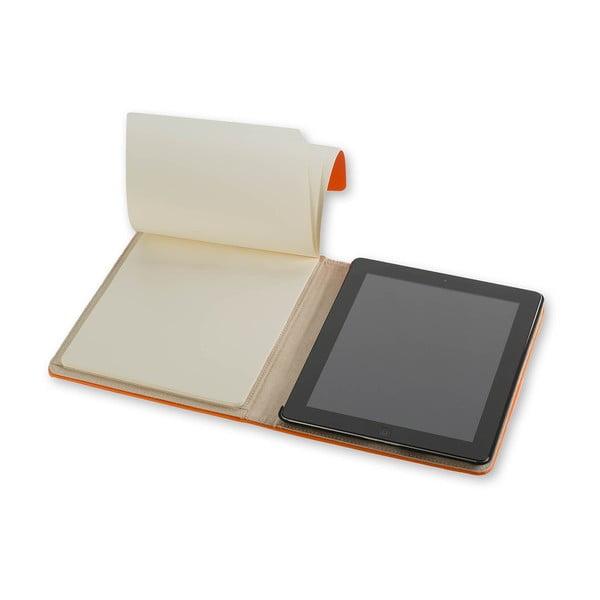 Pomarańczowe etui na iPad 3/4 Moleskine