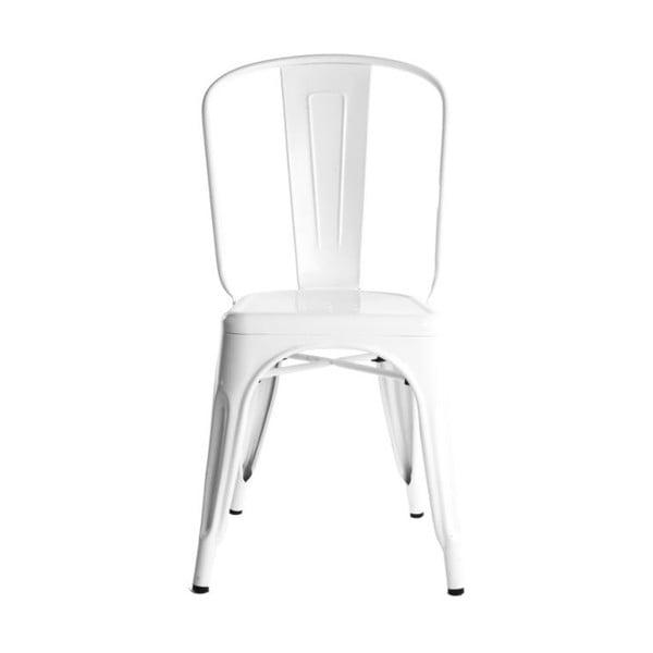 Krzesło Silla Metal Blanca