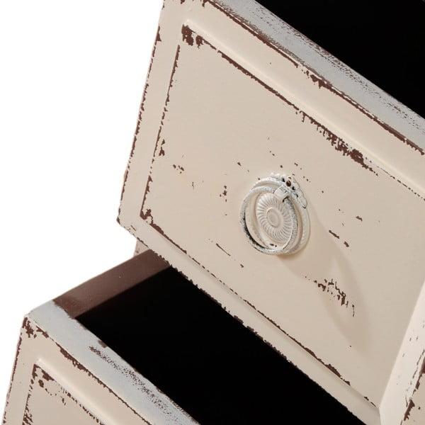 Komoda z 3 szufladami Ivoire Roze
