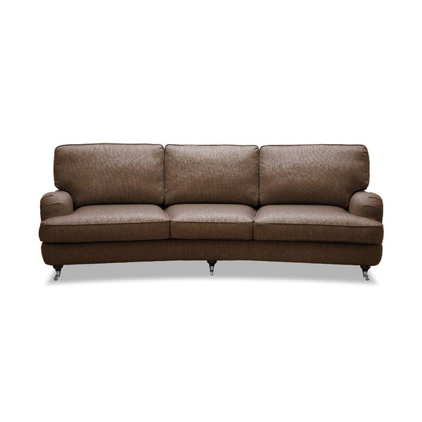 Brązowa sofa VIVONITA William