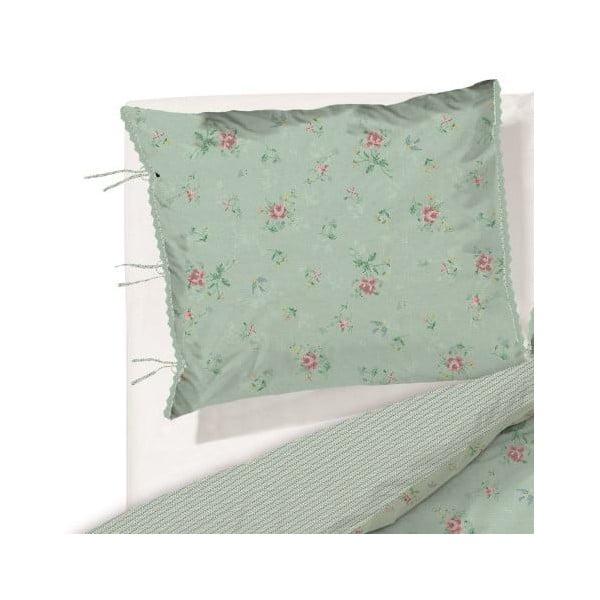 Zielona poszewka na poduszkę Pip Studio Granny, 60x70 cm