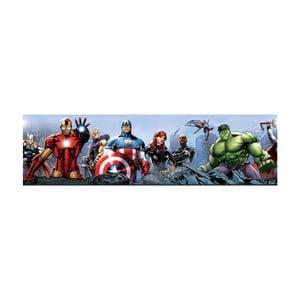 Bordiura samoprzylepna AG Design Avengers, długość 5m