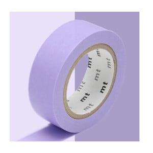 fioletowa taśma dekoracyjna washi MT Masking Tape Uni