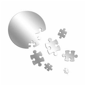 Lustro dekoracyjne Puzzle Moon