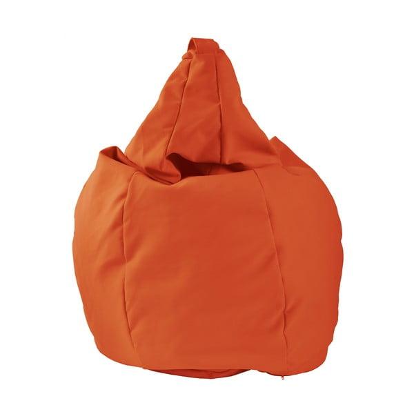 Pomarańczowy worek do siedzenia 13Casa Athos