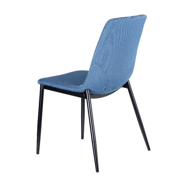 Grafitowe krzesło ixia Simplicity Vintage