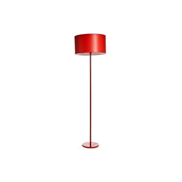 Lampa stojąca Metal Red