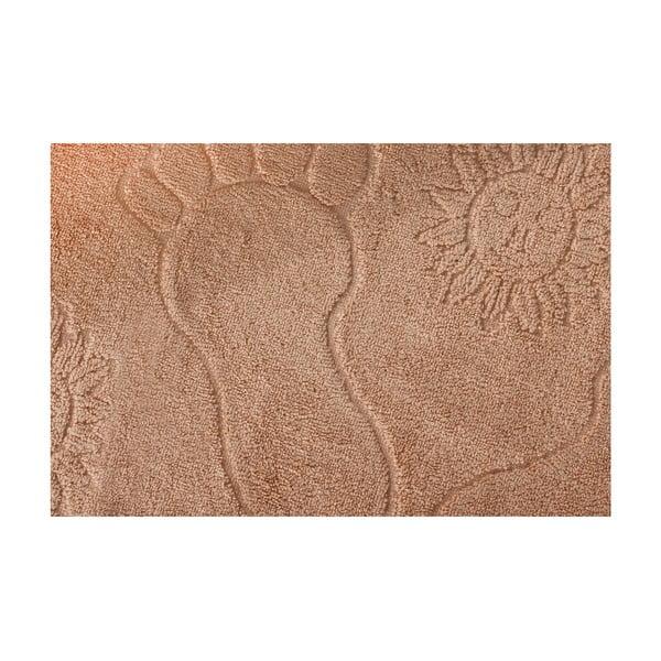 Dywanik łazienkowy Sveta Orange, 50x70 cm