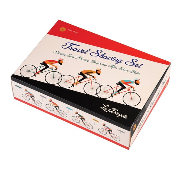 Komplet do golenia Rex London Le Bicycle