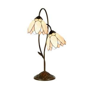 Lampa stołowa Tiffany Flowers