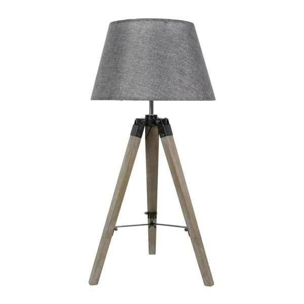Lampa stołowa Lugano Grey