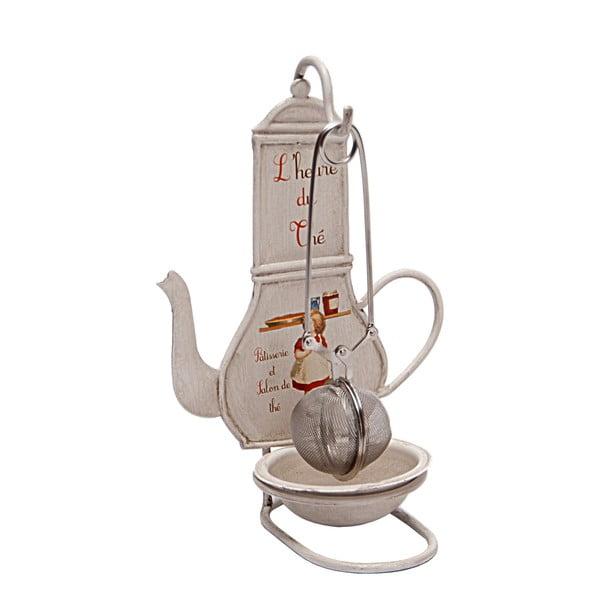 Stojak na sitko od herbaty Antic Line Tea Spoon