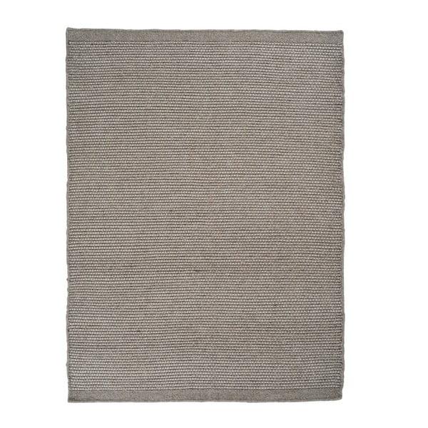 Dywan wełniany Bombay Grey, 160x230 cm