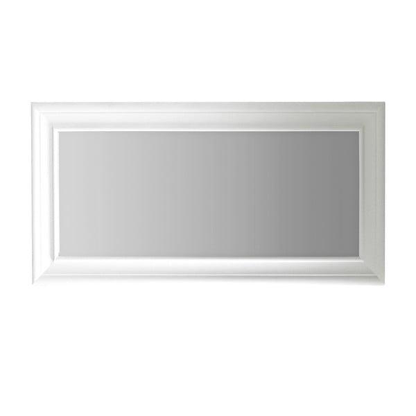 Białe lustro Canett Skagen