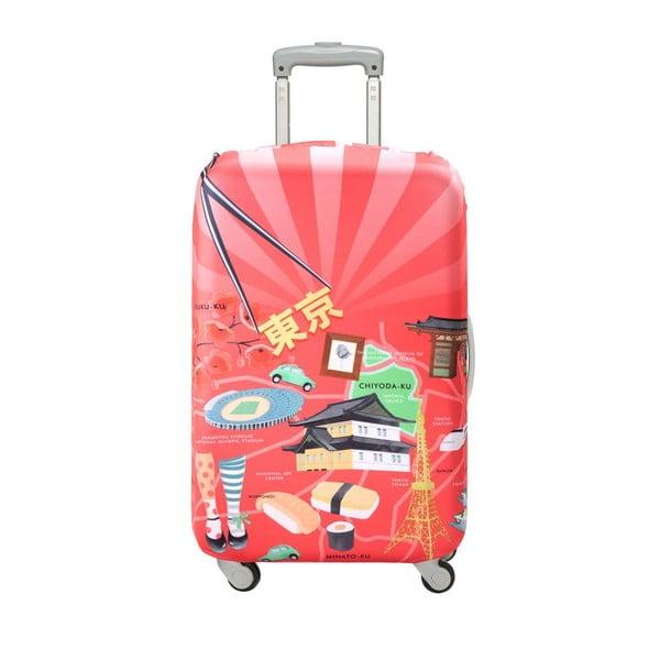 Pokrowiec na walizkę Tokyo by Mellisa Mackie