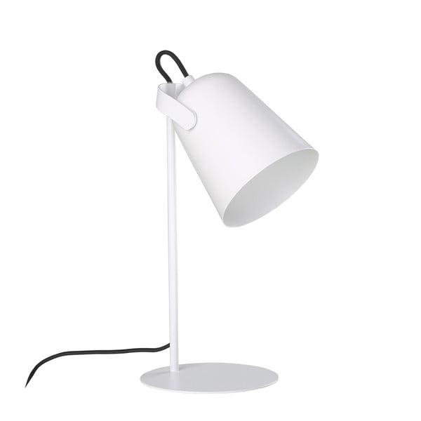 Lampa stołowa Siri White