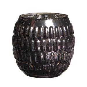 Świecznik Tavira Grey, 9 cm