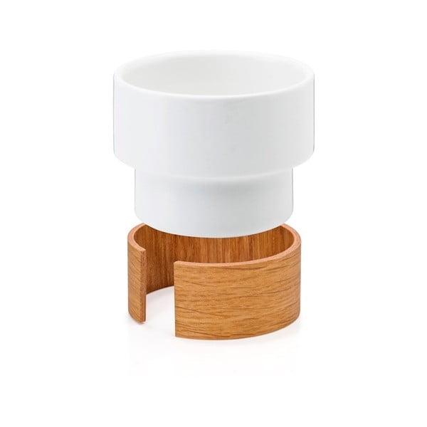 Zestaw filiżanek do cappuccino Warm Oak, 16 cl, 2 szt.