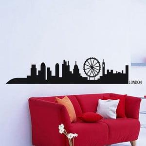 Naklejka dekoracyjna London, 30x120 cm