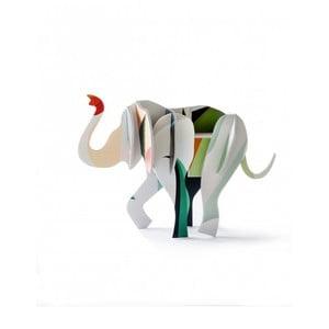 3D model do składania Totem Elephant