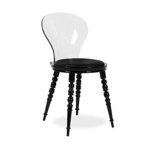 Krzesło Cush Transparent