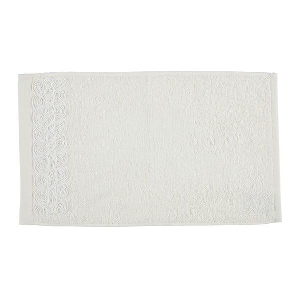Ręcznik Saran Ivory, 30x50 cm