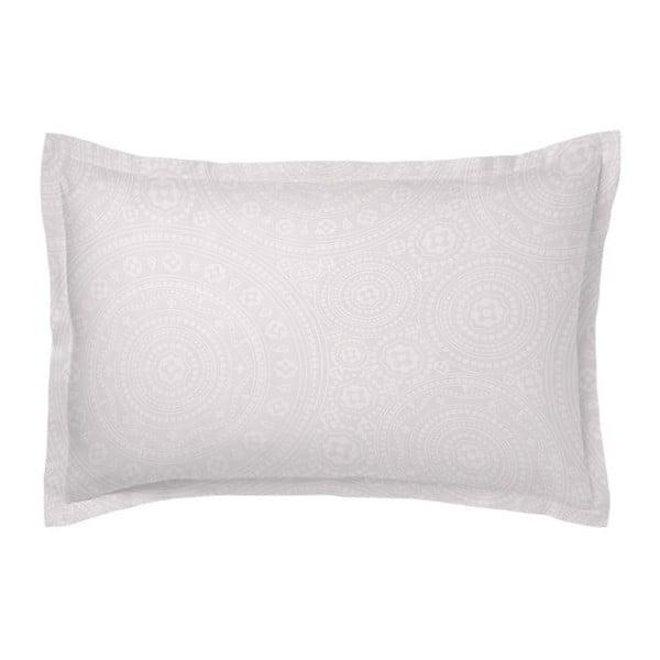 Poszewka na poduszkę Ibai Blanco, 70x90 cm
