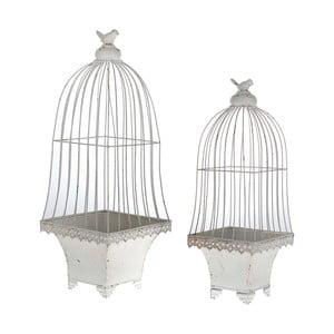 Zestaw 2 doniczek Cages