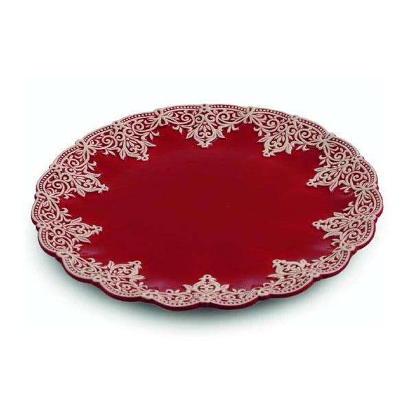 Taca Praline Round Red