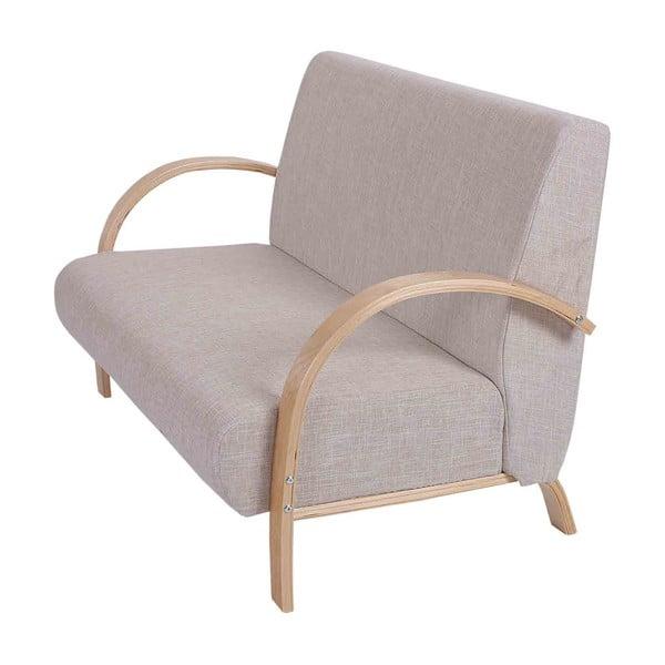 Sofa dwuosobowa Spiez Beige