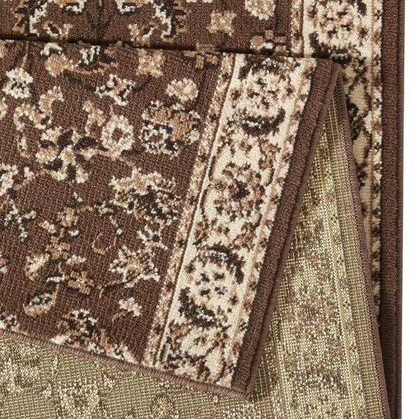 Dywan Basic Vintage, 80x250 cm, brązowy