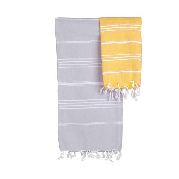 Wielofunkcyjny ręcznik Talihto Mini Sun