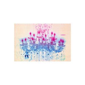 Obraz Liquid Chandelier Cream, 41 x 61 cm