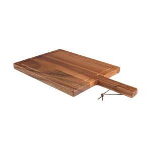 Duża deska do krojenia z drewna   akacjowego T&G Woodware Tuscany Chunky, 42x23 cm
