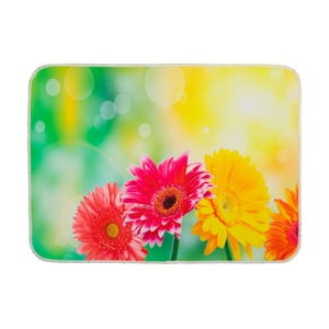 Wycieraczka Homedeblue Gerber Flowers, 50x70 cm